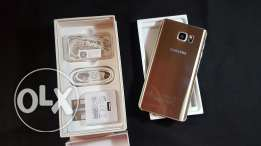 Note 5 Gold 32G like New l