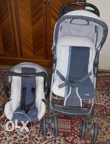 Juniors Stroller & Car Seat مدينة نصر -  2