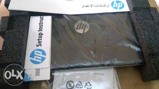السعر لسرعة اللبيع HP Pavilion 15-n259se Notebook PC core i7