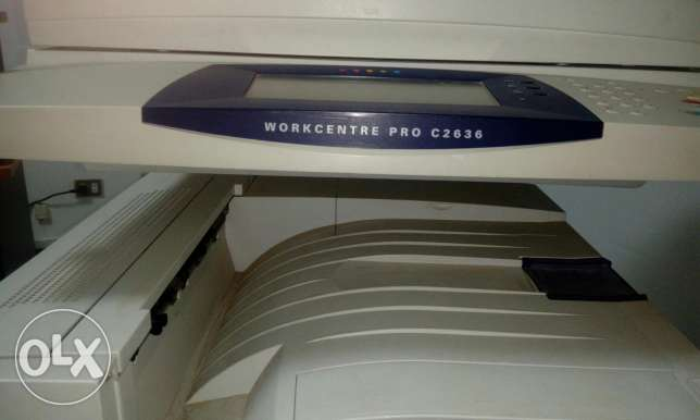 Xerox Workcentre Pro C2636 Colour