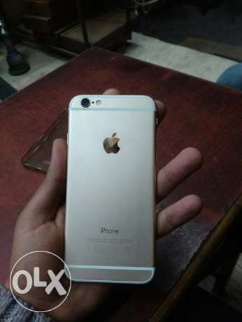 Mopile iPhone 6 gold 16 giga الحلمية -  2