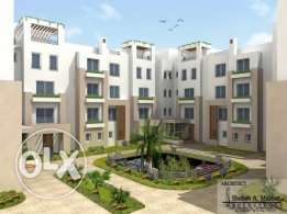 Village Gate aprtment 150m for sale with DP 800.000 LE