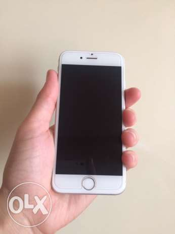 iPhone 6s silver 16g