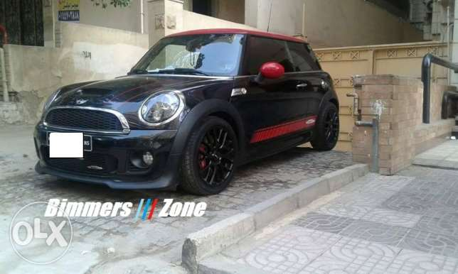 For sale Mini cooper r56 jcw 2013 مدينة نصر -  2