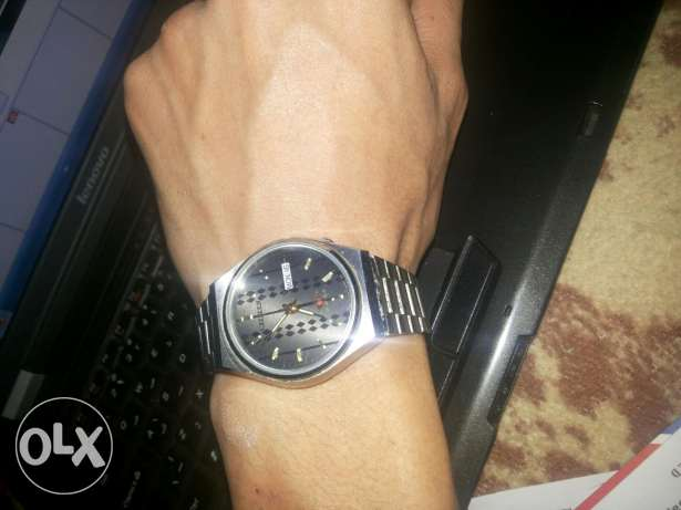 Citizen automatic original stanless من السعوديه
