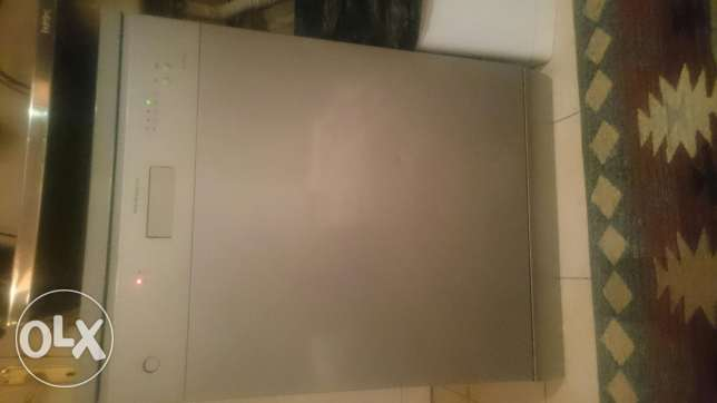 Wight Westinghouse dish washer