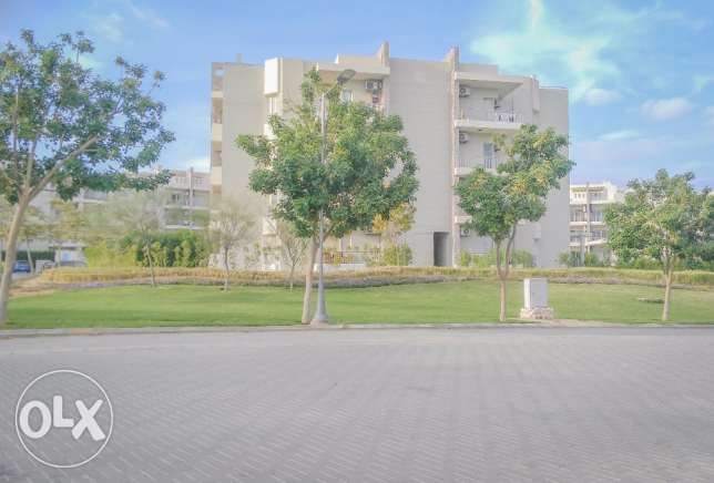 Apartment Ground floor with Garden for sale in Compound The Address الشيخ زايد -  1