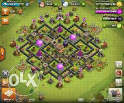 Clash of Clans Max THall 8