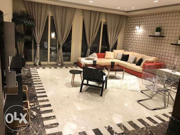 Pent house for rent in Bambo palm hills Fully furnished
