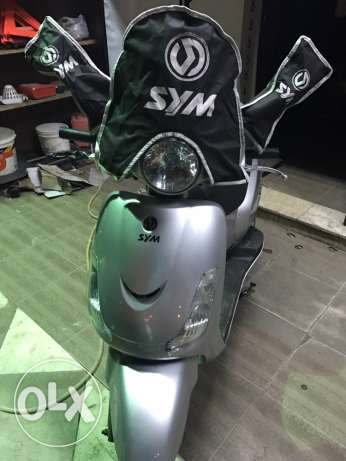 Motorcycle sym