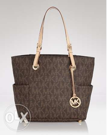 MK MICHAEL KORS Original bag Leather in Excellent condition مايكل كورس