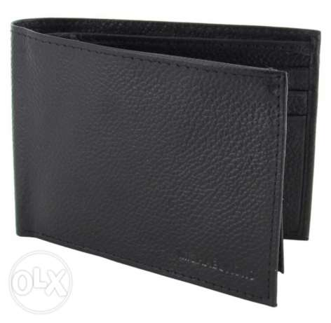 Original Michael Kors wallet with box genuine Leather for 1100 LE