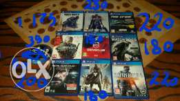 ps4 collection