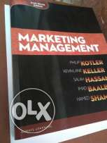 كتاب إدارة التسويق - Marketing Management, Arab World Edition, Pearson