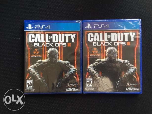 Call of Duty Black Ops PS4 Playstation 4 NEW SEALED
