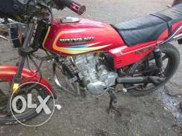 Motorcycle وينج 200