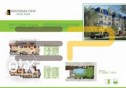 Mountain View Hyde Park I Villa B 223.5 sqm garden 49.21 sqm 148AH138