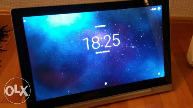Lenovo tablet android 18 inches