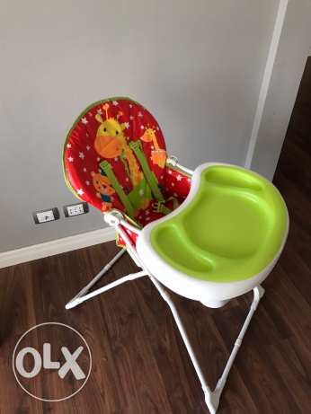 كرسي طعام لطفل Baby chair for eating