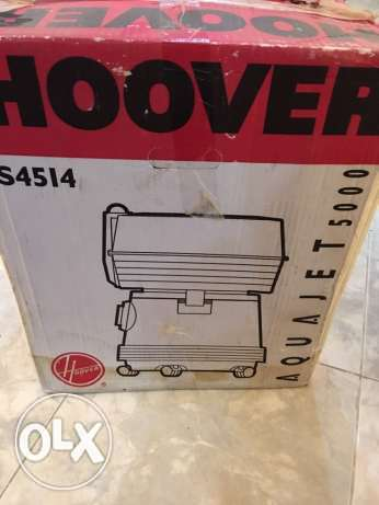 Hoover aqua jet 5000 new made in uk