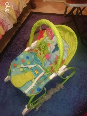 Bouncer Rocking chair ibaby