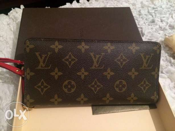 Louis Vuitton Mirror Copy as original wallet الزمالك -  2