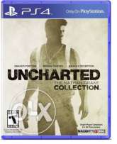 uncharted remastered all 1st 3 parts ps4