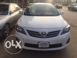 Toyota corola for sale very clean