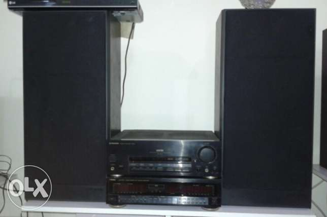 In hi condition pioneer private sound system with original speakers 30 حى الجيزة -  2