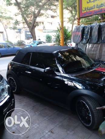 mini cooper s for sale cabriolet المهندسين -  2