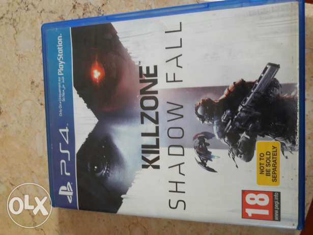 Shadow fall killzone for sale or trade