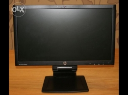 شاشة hp LED 22 HD 720