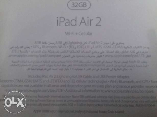 IPad Air 2 (New,,Not used)