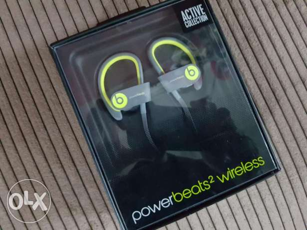 Powerbeats 2 wireless (ACTIVE COLLECTION) شيراتون -  1