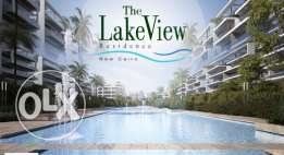 Apartment for sale in Lake view residence phase 2 prime location