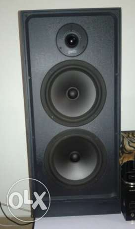 Sound Speakers Polk audio from USA 300 w