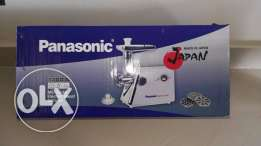 Panasonic Meat Grinder مفرمة لحم
