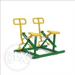Gym ( swing + wheel + Meter) can help at physical therapist