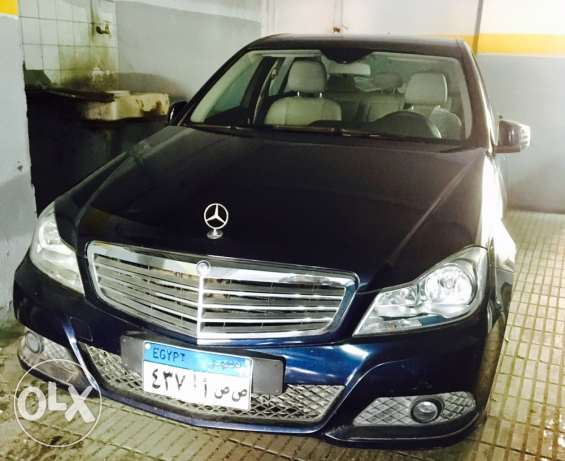 Mercedes Benz C180 With VOICE COMMAND Limited edition 2012
