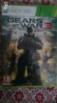 Gears of war 3 for xbox 360 original for trade