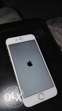 i phone 6s Gold 64 gp