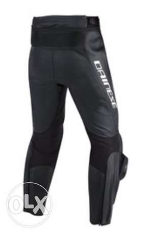 leather pants Dainese safty gear ( new )