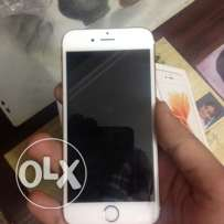 I phone 6s 64 giga rose gold at perfect condition