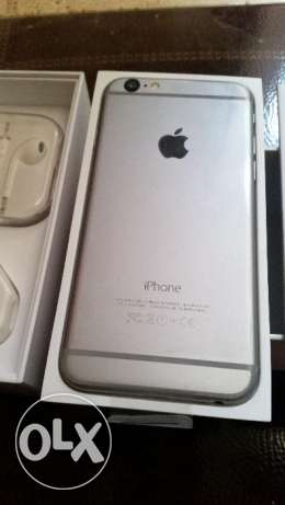 I Phone 6 Gold 64GB New
