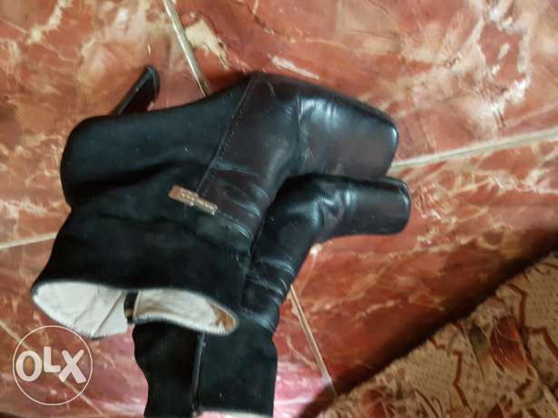 Half boot ماركه two lips original made in italy