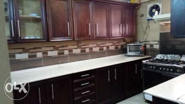 For rent full appliances flat new furniture in a good condition القاهرة -  8