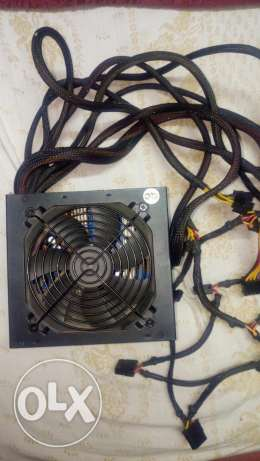 Power supply 600W