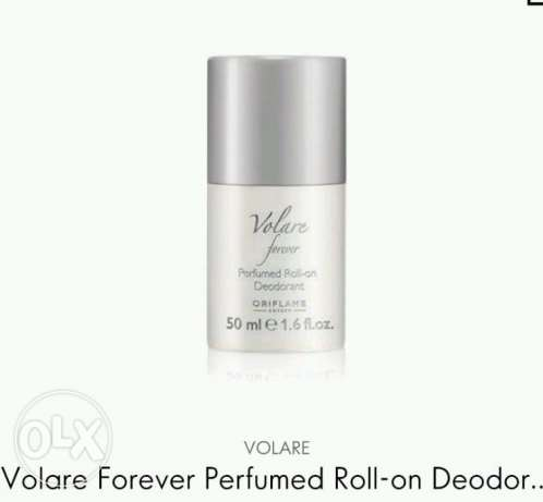 Volare Forever Perfumed Roll-on Deodorant