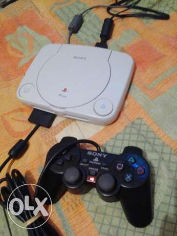 سوني بلايستيشن سليم أصلي مستورد_Playstation Sony Slim_Original Import