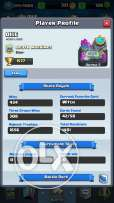 clash royale arena 5 account